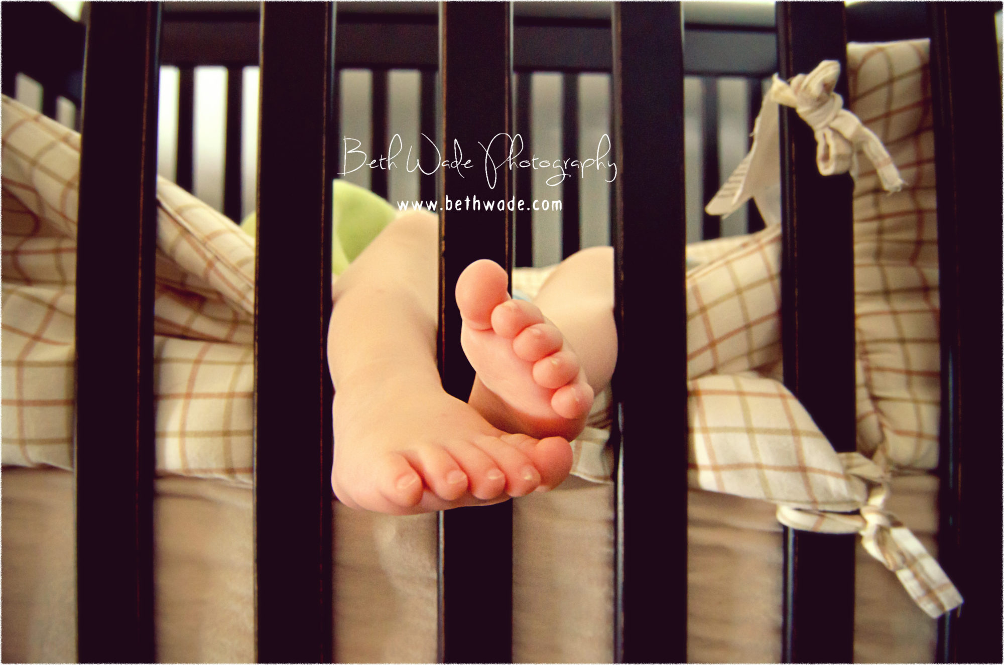 Sweet baby feets – Lake Wylie Family Photographer