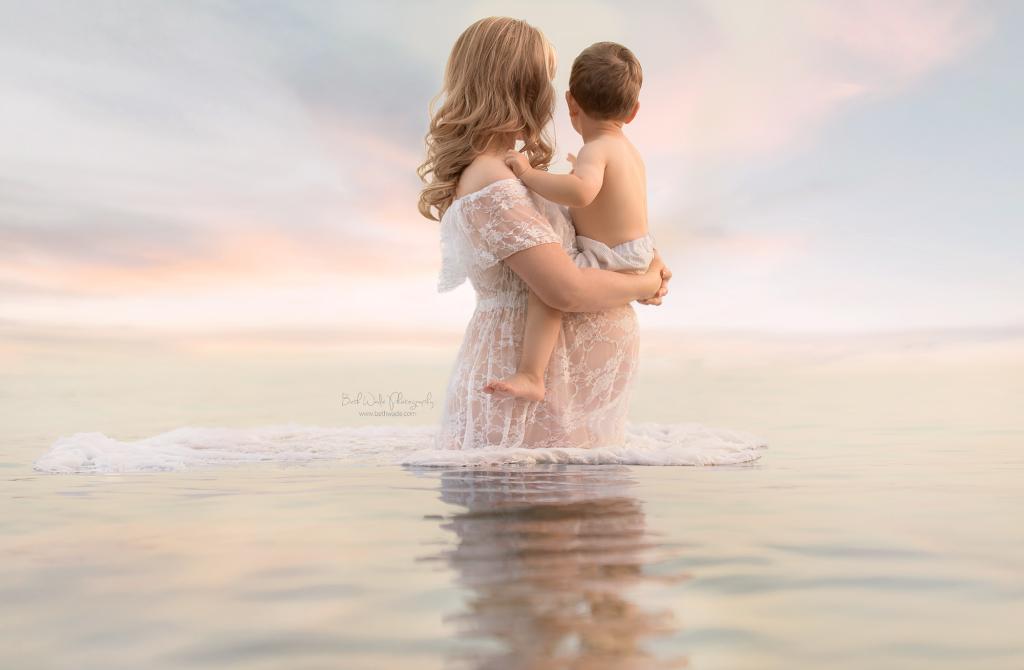 summertime baby girl {fort mill sc maternity photos}