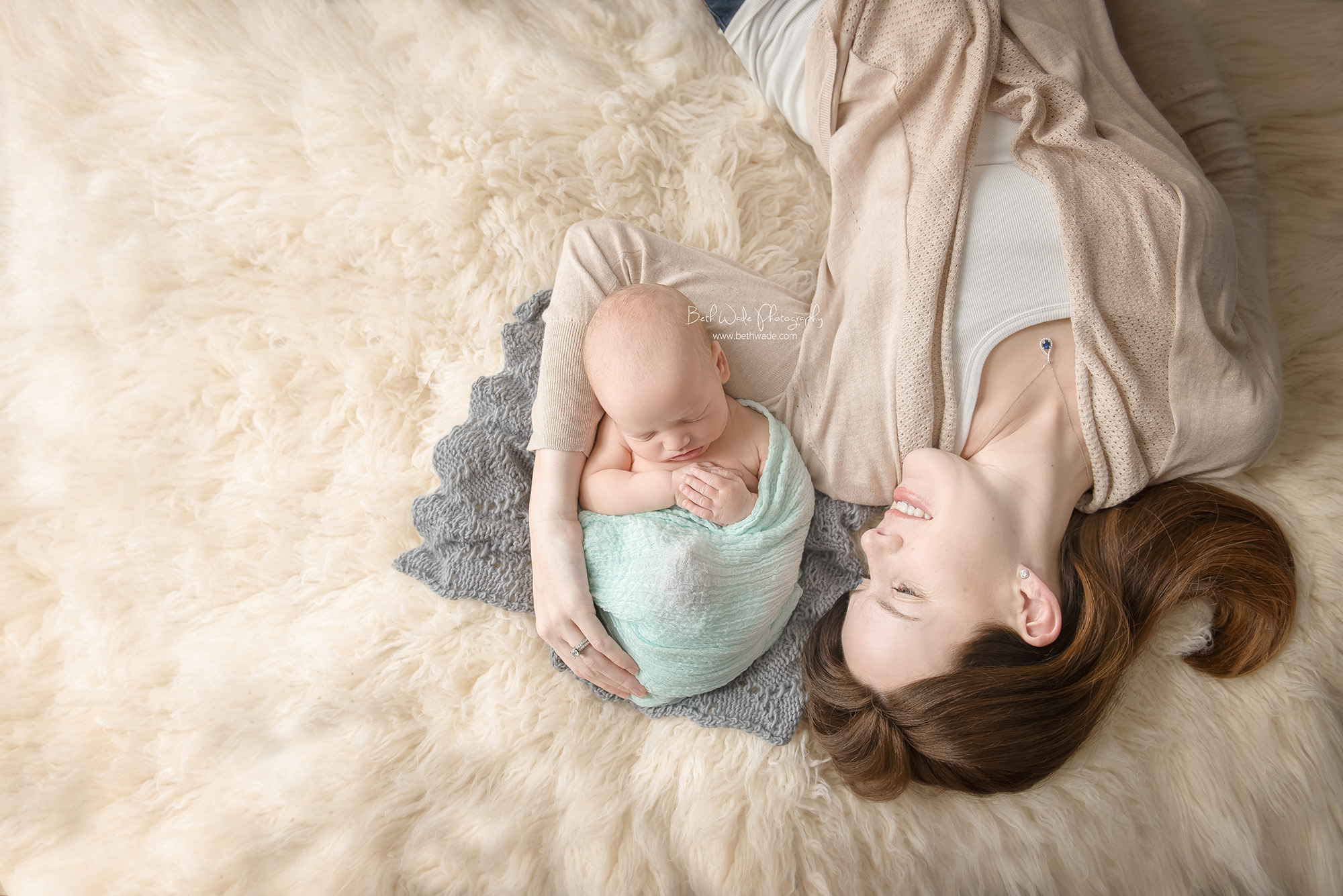 10 day old baby brother ~ family of 4 {charlotte nc newborn photographer}
