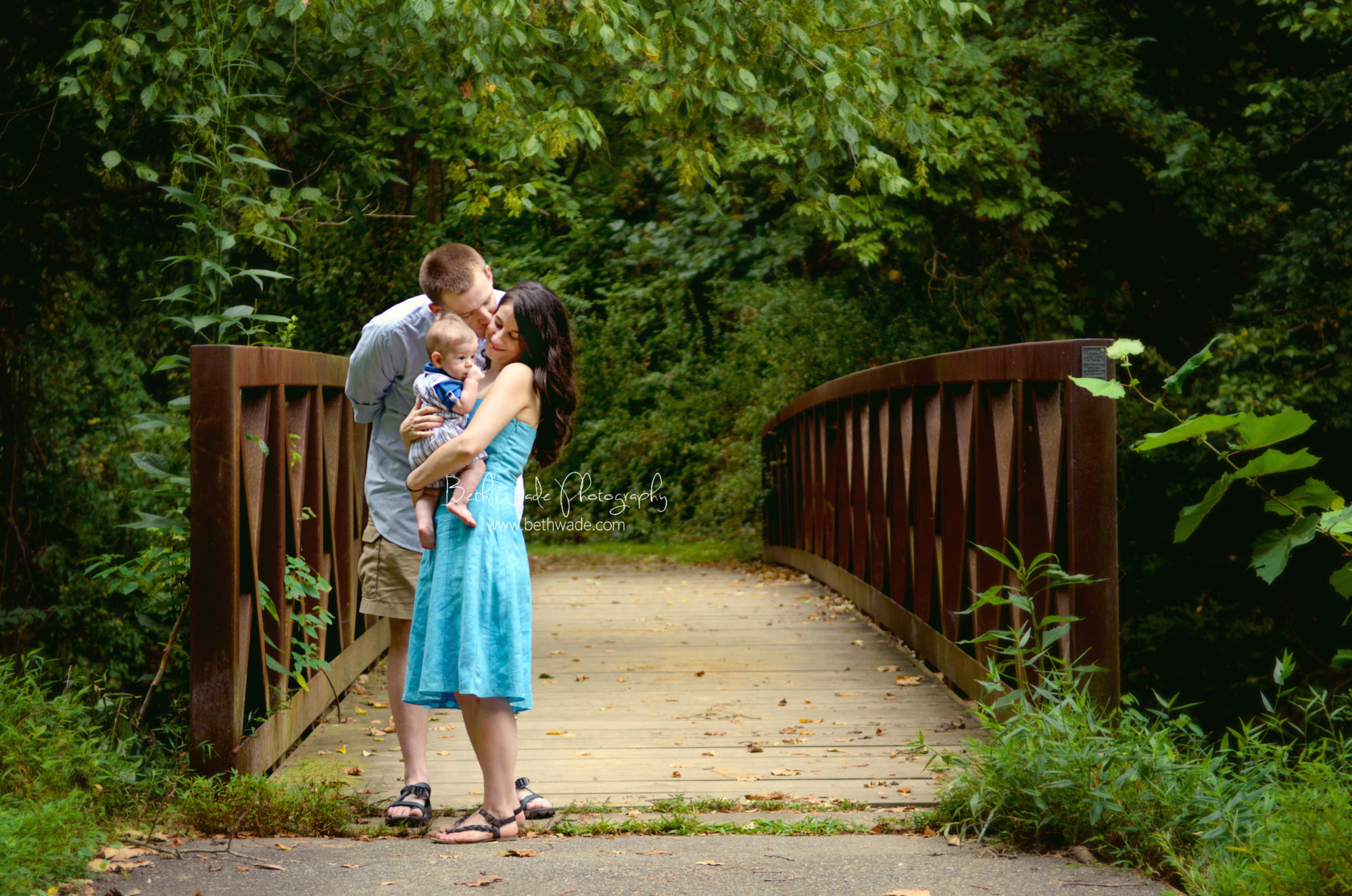 5 month old sweet baby boy ~ winston-salem family photographer