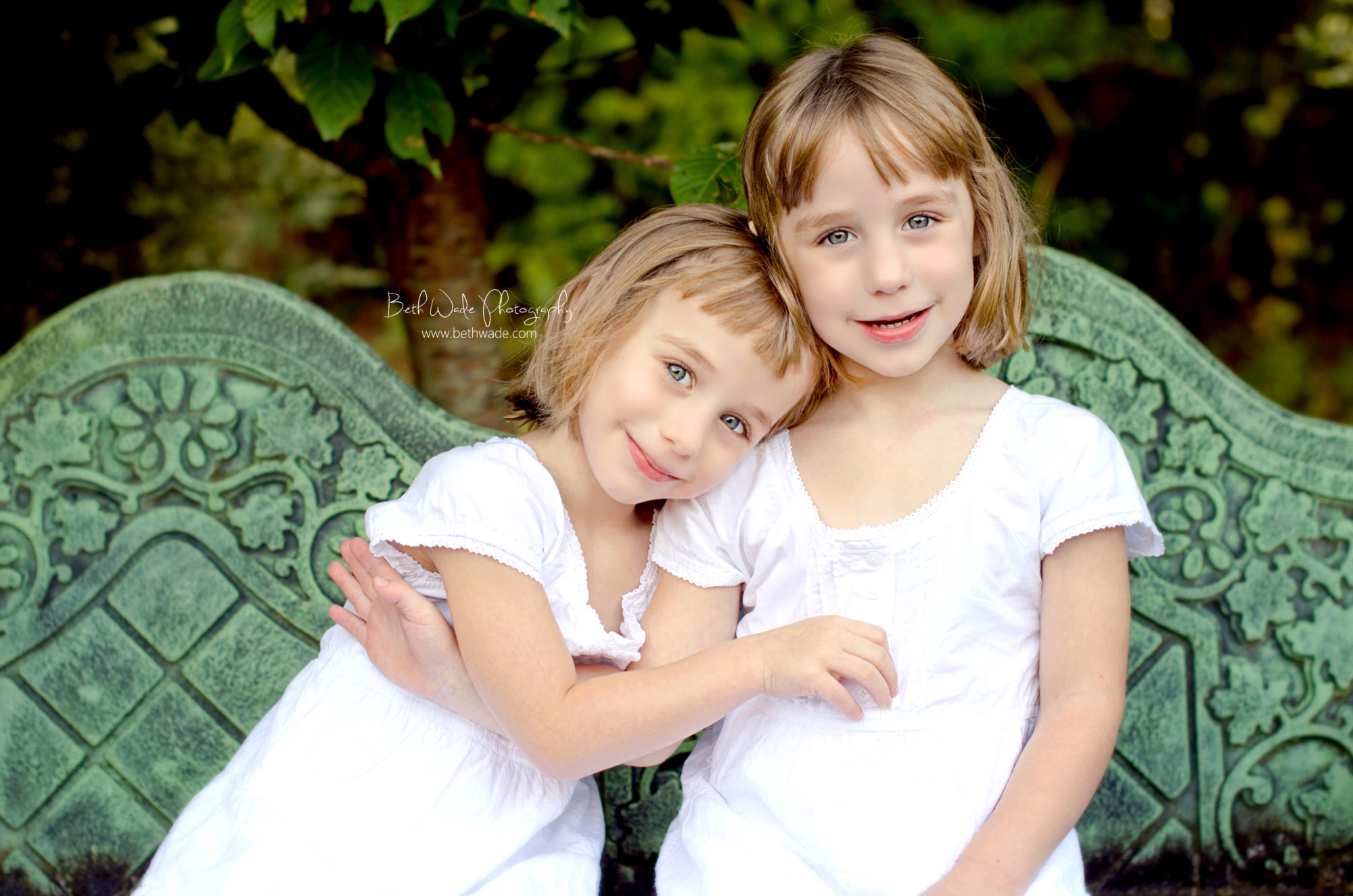 twin girls! {fort mill family photographer}