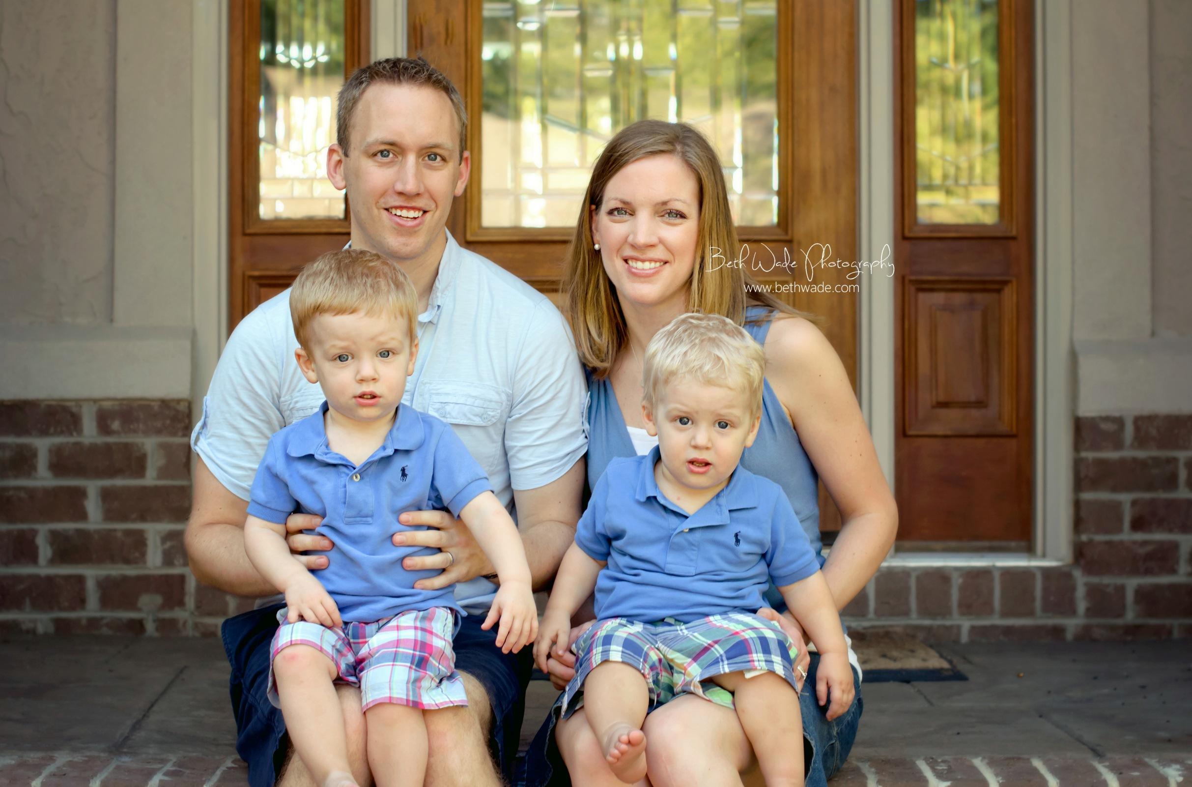 precious twin boys! {charlotte – lake wylie family photographer}