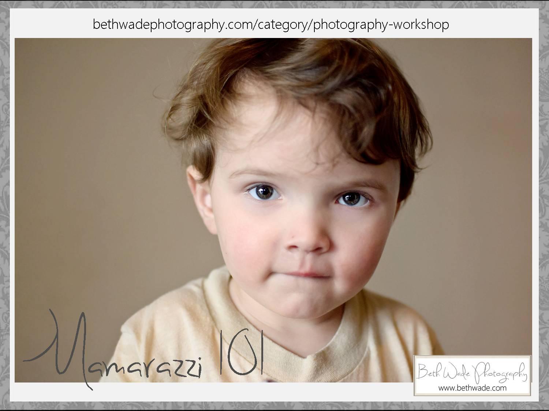 mamarazzi 101: mom's photography class {charlotte childrens photographer}