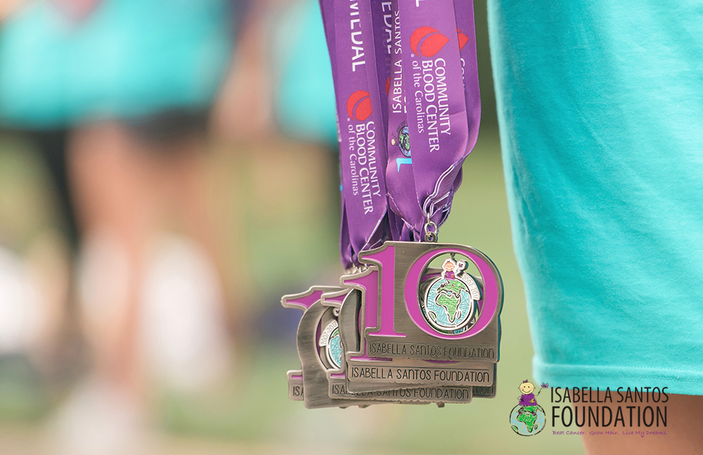 isabella santos foundation – 2017 5k for kids cancer {charlotte professional photographer}