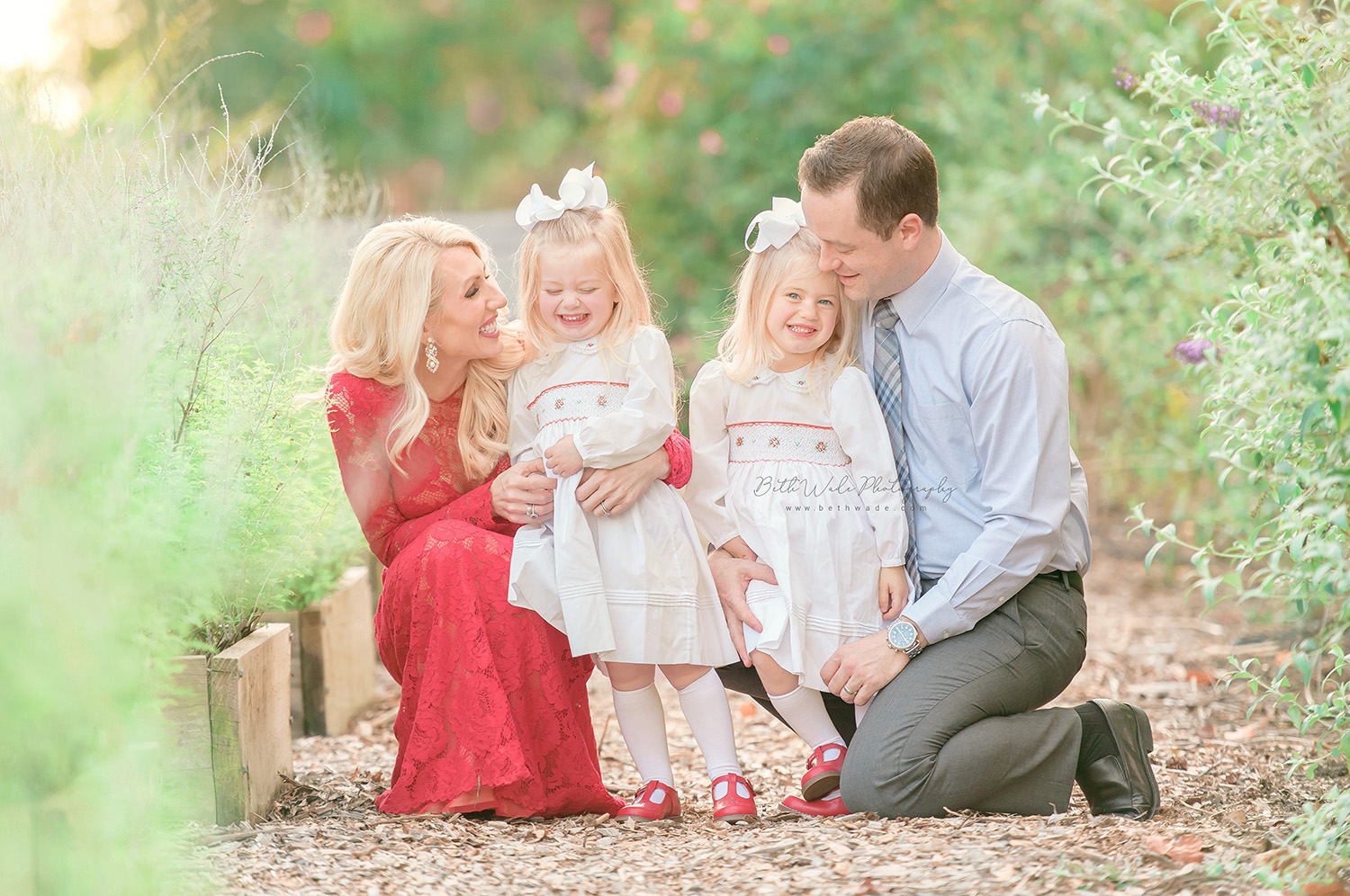 autumn holiday photos ~ twin sisters {charlotte family portraits}