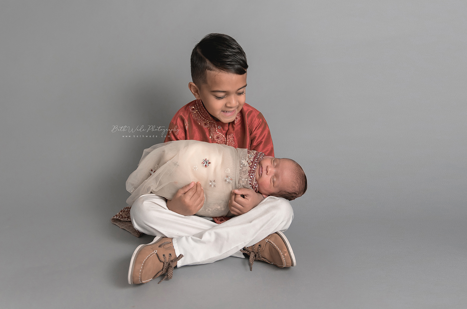 baby brother makes 4 {charlotte new born photography}