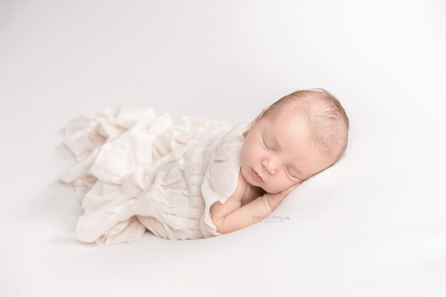 baby girl perfection {south charlotte new born photos}