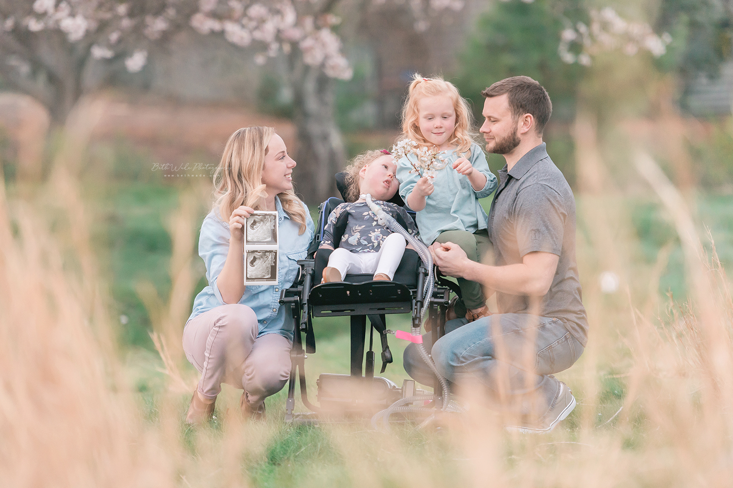 life come full circle spring photos {steele creek charlotte baby photographer}